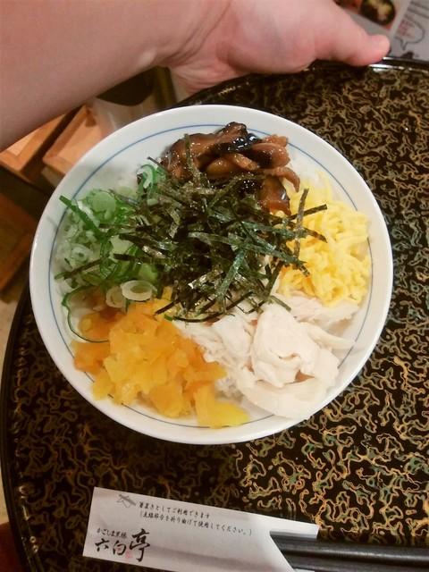 ホテルユニオン - 鶏飯のアップ