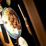 11501627 - 生姜焼きランチ(日替り)700円