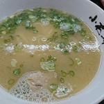 小太郎 - 料理写真:ラーメン、単品は税込480円