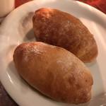 プー横丁 - 手作りの香草パン(2個で1つ)