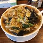 中華 のんち - 肉ソバ