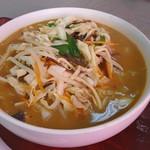 開華園 - 味噌チャンポン[¥700]