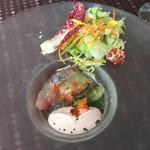 レ・サンス - 前菜