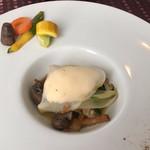 レ・サンス - 魚料理
