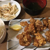 さかなや食堂 辰悦丸 - 料理写真:鶏唐揚げLunch (´∀`)/