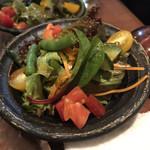 韓食菜炎 ヨンドン - 本日のサラダ