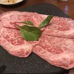 韓食菜炎 ヨンドン - 霜降り肉の焼きしゃぶ