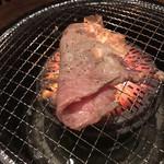 韓食菜炎 ヨンドン - さっと炙って