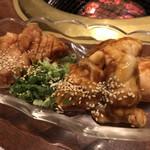 韓食菜炎 ヨンドン - 上ミノとホルモン