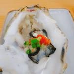二八そば 晃市 - 料理写真:岩カキ