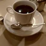 パーラー キムラヤ - コーヒー420円