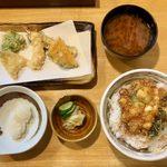 天正 - のっけ定食 ¥980