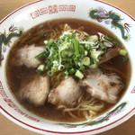 おかめ堂 - 料理写真:中華そば