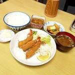 しらさき食堂 - 料理写真:
