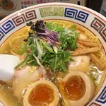 麺屋 信成 - 料理写真:コク塩750円
