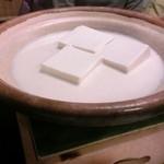とうふ屋うかい 大和田店 - 豆水豆腐