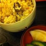 Inakasobamiyuki - かやくご飯