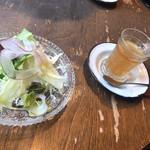 回kai - サラダとスープ
