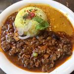 回kai - 根菜類のキーマカレー