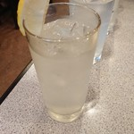 満堂紅 - ドリンク写真:レモンサワー
