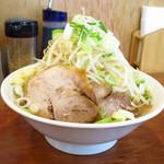 肉うどん さんすけ - 濃厚肉うどん980円