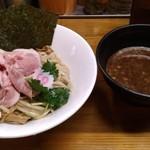 115053969 - 特製つけ麺(魚介)1180円