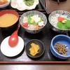 御食事処 たこ八 - 料理写真:2色ミニ丼