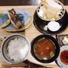 いまが旬 あ・うん - 料理写真:さわらの塩焼きと天ぷら定食