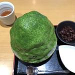 しもきた茶苑大山 - 2019.9.1  抹茶あずき
