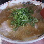 11506221 - 中華そば笑麺のチャーシューメン800円(11.08)