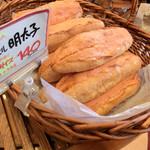 カレンズ - 料理写真:フィセル明太子
