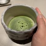 toukyouwashokurikuu - 最後は、お抹茶で締め