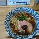 汁なし担担麺と魚介そば sirusi -