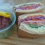 ノースショア カフェ&ダイニング - サンドイッチ
