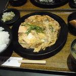 カサブランカ - すき焼き定食