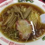 中華料理 萬福 - ラーメン