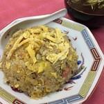 中華料理 萬福 - チャーハン