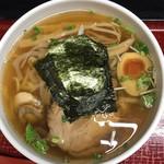 麺屋 文太 - 潮ラーメン