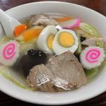 砺波 - 五目麺