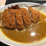 松のや - スパイシースープカレー(650円)