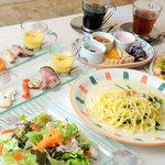ロマーリア - 料理写真:ディナーセット ミラノ