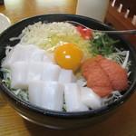 お好み焼家ぐるめ - 料理写真:イカ明太子