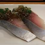 玄海鮨 - 追加  サバ×2