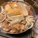 お多福 - 料理写真:牛モツ鍋