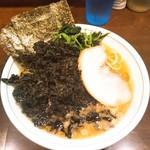 らーめん飛粋 - 料理写真:ラーメン(ばら肉)+岩のり