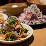 サカナバル - 真蛸とパクチー