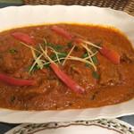インド料理 ショナ・ルパ - マトン ローガンジョーシュ