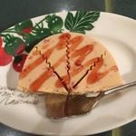 インド料理 ショナ・ルパ - ストロベリー アイスクリーム