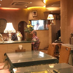 インド料理 ショナ・ルパ - 店内