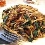 王蘭 - 料理写真:レバニラ炒め